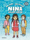 Bokomslag för Nina börjar skolan
