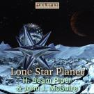 Cover for Lone Star Planet