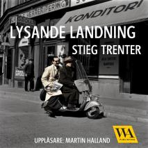 Cover for Lysande landning