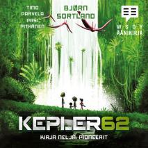 Cover for Kepler62 Kirja neljä: Pioneerit