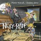 Cover for Nelly Rapp och gastarna i skolan
