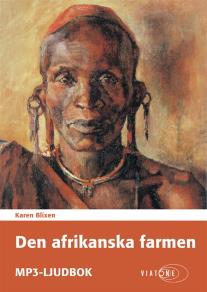 Cover for Den afrikanska farmen