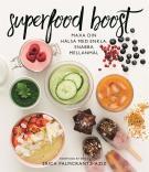 Bokomslag för Superfood boost : Maxa din hälsa med enkla, snabba mellanmål