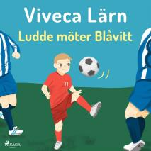 Cover for Ludde möter blåvitt