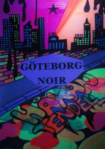 Cover for Göteborg Noir