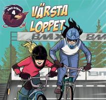 Cover for BMX Gripen 4: Värsta loppet