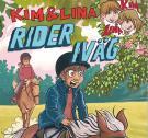 Bokomslag för Kim & Lina rider iväg
