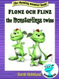 Cover for Flonz and Flinz, the Monsterlingz twins