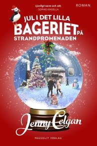 Omslagsbild för Jul i det lilla bageriet på strandpromenaden