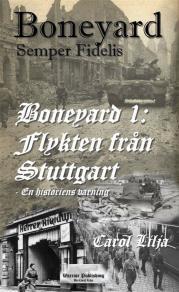 Cover for Boneyard 1 Flykten från Stuttgart edition 2