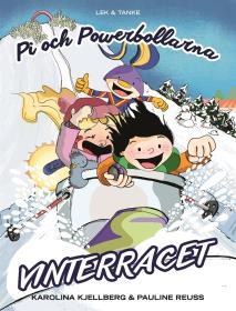 Cover for Pi och powerbollarna - Vinterracet