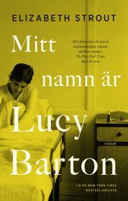 Omslagsbild för Mitt namn är Lucy Barton