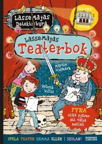 Omslagsbild för LasseMajas teaterbok