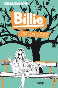 Omslagsbild för Billie. Du är bäst