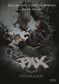 Omslagsbild för PAX. Vitormen