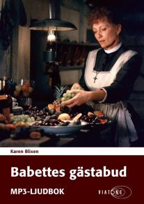 Cover for Babettes gästabud