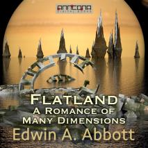 Cover for Flatland: A Romance of Many Dimensions