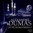 Cover for De tre musketörerna 1