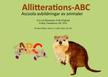 Omslagsbild för Allitterations-ABC