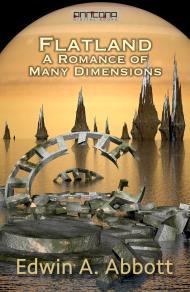 Omslagsbild för Flatland: A Romance of Many Dimensions