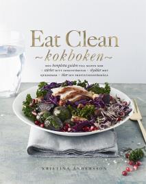 Omslagsbild för Eat Clean : kokboken
