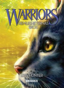 Cover for Warriors. Hemligheternas skog