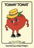 Bokomslag för Fruttisarna - Tommy Tomat