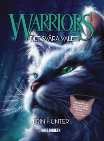 Cover for Warriors. Det svåra valet
