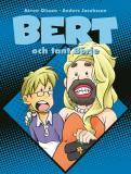 Omslagsbild för Bert och tant Börje