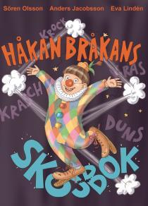 Omslagsbild för Håkan Bråkans skojbok