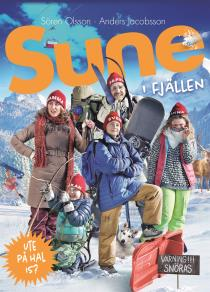 Cover for Sune i fjällen