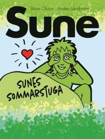 Omslagsbild för Sunes sommarstuga