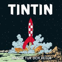 Cover for Månen tur och retur