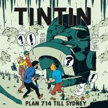 Cover for Plan 714 till Sydney