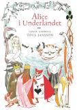 Bokomslag för Alice i Underlandet