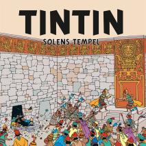 Cover for Solens tempel