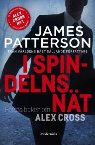Cover for I spindelns nät (Alex Cross #1)