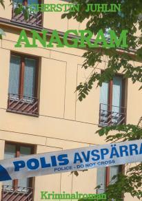 Cover for Anagram: Spänningsroman