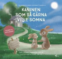 Omslagsbild för Kaninen som så gärna ville somna : En annorlunda godnattsaga - Kvinnlig uppläsare