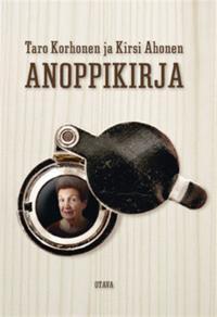 Cover for Anoppikirja