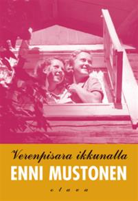 Cover for Verenpisara ikkunalla