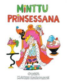 Cover for Minttu prinsessana