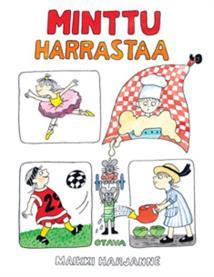 Cover for Minttu harrastaa