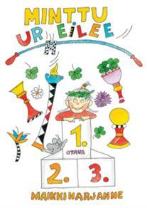 Cover for Minttu urheilee (eBook)