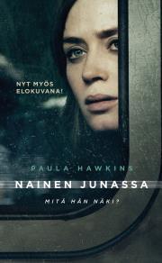 Cover for Nainen junassa