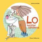 Omslagsbild för Lo borstar tänderna