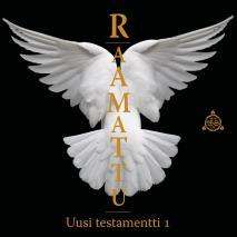 Cover for Uusi testamentti. Osa 1