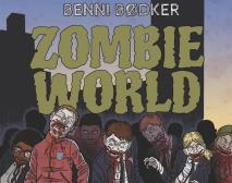 Cover for Zombie World - Du är smittad