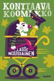 Cover for Konttaava koomikko