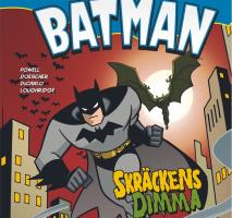 Cover for Batman - Skräckens dimma